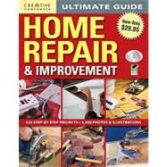 Creative Homeowner Ultimate Guide Home Repair and Improvement by Creative Homeowner, 9781580115285