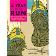 A Year on the Run by Hall, Damian; Seex, Daniel, 9781781315286