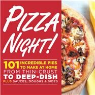 Pizza Night! by Oxmoor House, 9780848755287