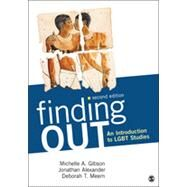 Finding Out : An Introduction to LGBT Studies by Michelle A. Gibson, 9781452235288