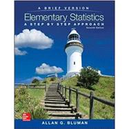Elementary Statistics: A Brief Version with Formula Card by Bluman, Allan, 9781259345289