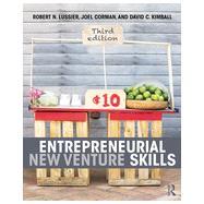 Entrepreneurial New Venture Skills by Lussier; Robert N., 9780415825290