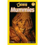 National Geographic Readers: Mummies by Carney, Elizabeth, 9781426305290