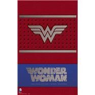 Wonder Woman Hardcover Ruled Journal by Editions, Insight, 9781608875290