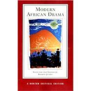 Modern African Drama Nce Pa by Jeyifo,Biodun, 9780393975291