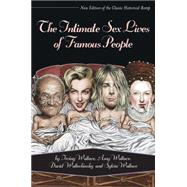 The Intimate Sex Lives of Famous People by Wallace, Irving, 9781932595291