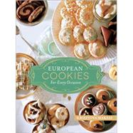 European Cookies for Every Occasion by Maksai, Krisztina, 9780762445295