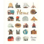 Home by Ellis, Carson, 9780763665296