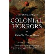 Colonial Horrors by Davis, Graeme, 9781681775296