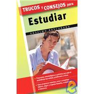 Trucos y consejos para estudiar by Unknown, 9788497645300