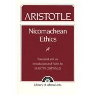 Nicomachean Ethics : Aristotle by Ostwald, Martin, 9780023895302