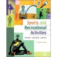 Sports And Recreational Activities by Mood, Dale P.; Musker, Frank F.; Rink, Judith E., 9780073045306