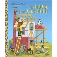 The House that Jack Built by GOLDEN BOOKSMILLER, J. P., 9780375835308
