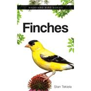 Finches by Tekiela, Stan, 9781591935308