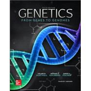 Genetics: From Genes to Genomes by Hartwell, Leland H.; Goldberg, Michael L., 9780073525310