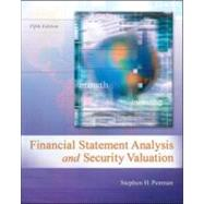 Financial Statement Analysis and Security Valuation by Penman, Stephen, 9780078025310