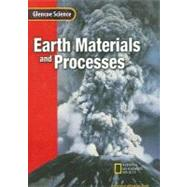 Earth Materials and Processes: Course F by Unknown, 9780078255311