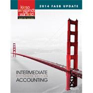 Intermediate Accounting: 2014 FASB Update by Kieso, Donald E., Ph.D.; Weygandt, Jerry J.; Warfield, Terry D., Ph.D., 9781118985311