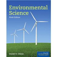 Environmental Science with Access by Chiras, Daniel D., 9781449645311