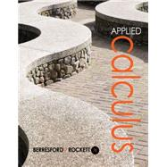Applied Calculus by Berresford, Geoffrey C.; Rockett, Andrew M., 9781305085312