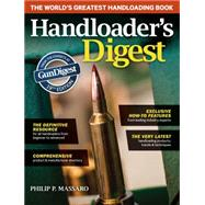 Handloader's Digest by Massaro, Philip P., 9781440245312