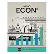 ECON MICRO (with Online, 1 term (6 months) Printed Access Card) + LMS Integrated Aplia™, 1 term Printed Access Card for Online by McEachern, 9781337365314