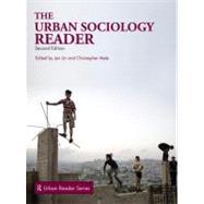The Urban Sociology Reader by Lin; Jan, 9780415665315