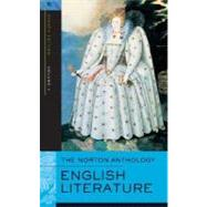Norton Anthology of English Literature : The Middle Ages Through the Restoration and the Eighteenth Century by GREENBLATT,STEPHEN, 9780393925319