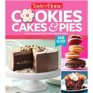 Taste of Home Cookies, Cakes & Pies by Taste of Home, 9781617655319