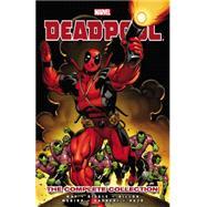 Deadpool by Daniel Way by Way, Daniel; Diggle, Andy; Dillon, Steve; Medina, Paco; Barberi, Carlo, 9780785185321
