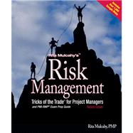 Risk Management Tricks of the Trade for Project Managers and Pmi-rmp Exam Prep Guide by Mulcahy, Rita, 9781932735321