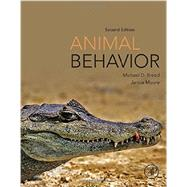 Animal Behavior by Breed, Michael; Moore, Janice, 9780128015322