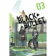 Black Bullet, Vol. 3 (manga) by Kanzaki, Shiden; Morinohon, 9780316345323