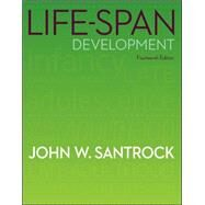 Life-Span Development by Santrock, John, 9780078035326