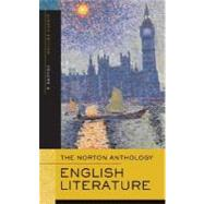 The Norton Anthology of English Literature: Volume 2 by GREENBLATT,STEPHEN, 9780393925326