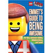 LEGO The LEGO Movie: Emmet's Guide to Being Awesome by Landers, Ace, 9780545795326
