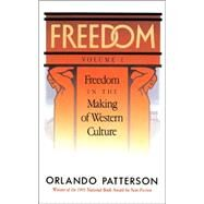 Freedom by Patterson, Orlando, 9780465025329