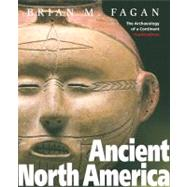 Ancient N Amer 4E PA by Fagan,Brian M., 9780500285329