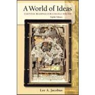 A World of Ideas: Essential Readings for College Writers by Jacobus, Lee A., 9780312385330