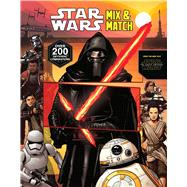 Star Wars: The Force Awakens: Mix & Match by Benjamin, Harper, 9780794435332