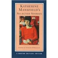 Katherine Mansfield Sel Sto Nce P by Mansfield,Katherine, 9780393925333