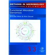 Functional Microbial Genomics by Wren; Dorrell, 9780125215336