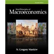 Brief Principles of Macroeconomics by N. Gregory Mankiw, 9781305135338