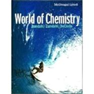World Of Chemistry, Updated by Steven S. Zumdahl; Susan A. Zumdahl; Donald J. DeCoste, 9780840065339