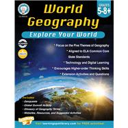 World Geography Resource Book by Stange, Mark; Laratta, Rebecca, 9781622235339
