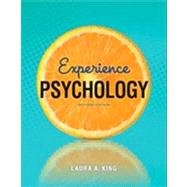 Experience Psychology by King, Laura, 9780078035340
