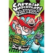 Captain Underpants and the Terrifying Return of Tippy Tinkletrousers (Captain Underpants #9) by Pilkey, Dav, 9780545175340