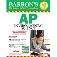 Barron's Ap Environmental Science by Thorpe, Gary S., 9781438075341