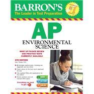 Barron's Ap Environmental Science by Thorpe, Gary S., 9781438075341