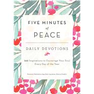 Five Minutes of Peace by Freeman-smith, 9781982105341